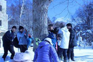 1月25日 山岳科学学位プログラム「山岳微生物学」をレポート!