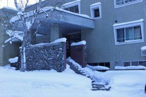 1月28日 冬場の助っ人!?「融雪マット」
