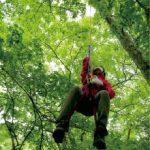 山岳森林生態学実習