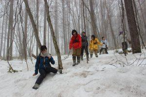 2月20日 陸域生物学実習&動物学野外実習をレポート!